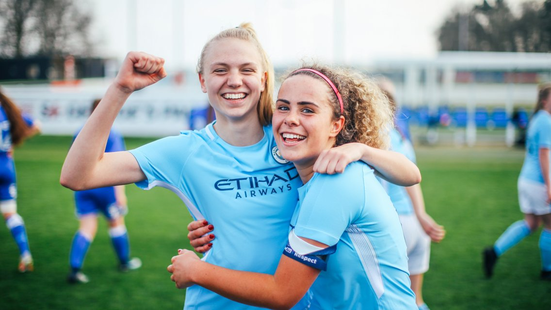 Manchester City Girls' Academy Regional Talent Club trials