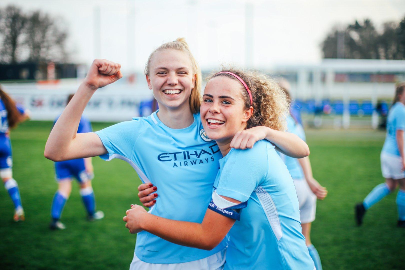 Manchester City Girls' Academy Regional Talent Club trials