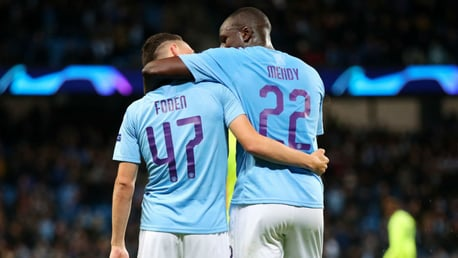 LATEST: Mendy is out of today's game with Walker replacing the Frenchman