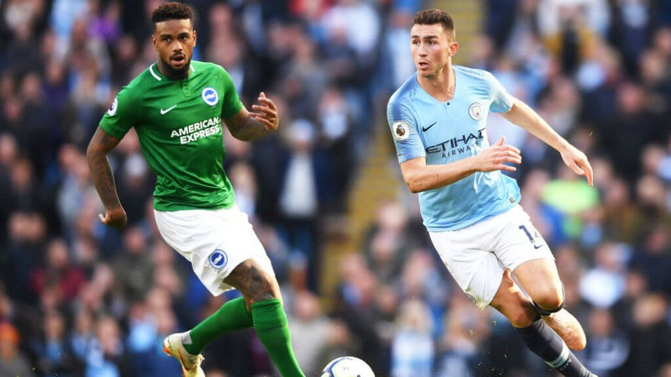 CUT ABOVE : Aymeric Laporte continues to impress