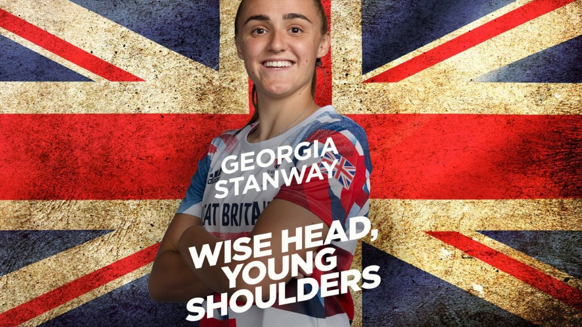 Georgia Stanway: Wise Head, Young Shoulders