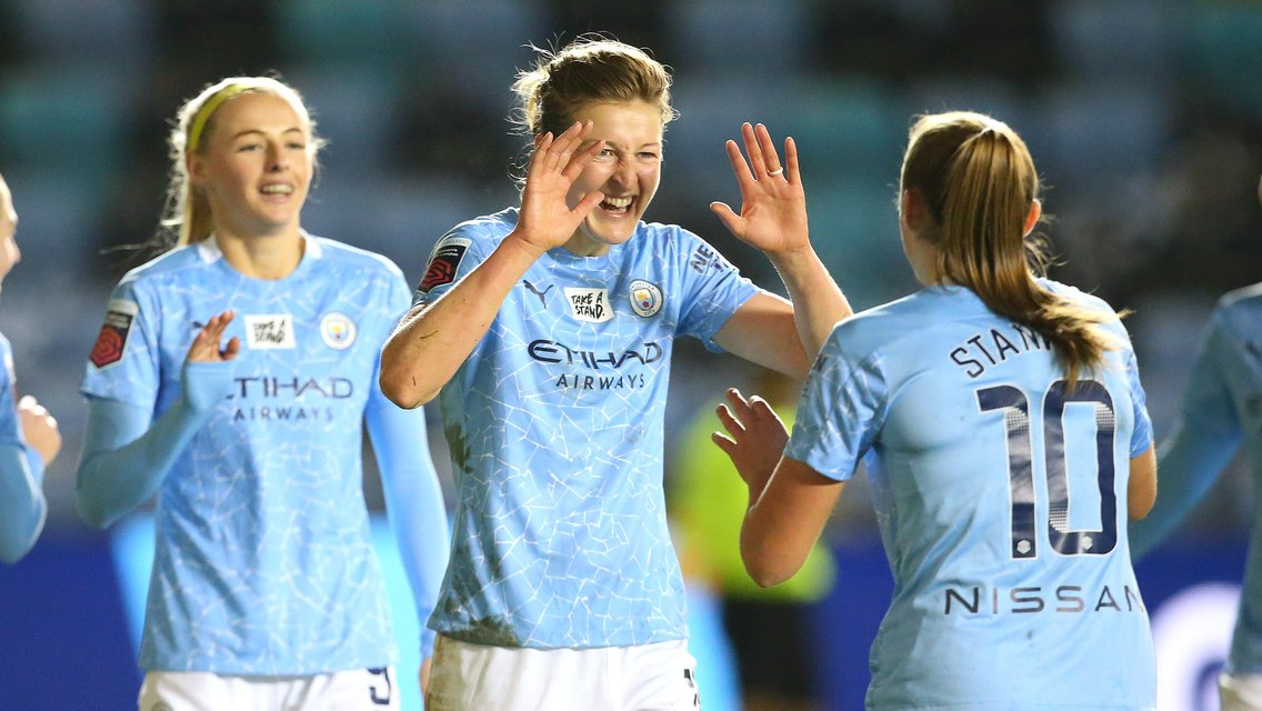 Eleven City stars called up for Lionesses