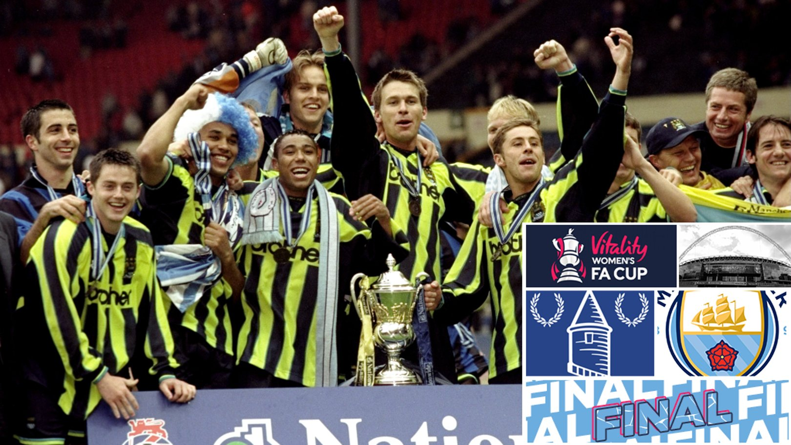 Taylor: Team ethic key to Wembley '99 comeback