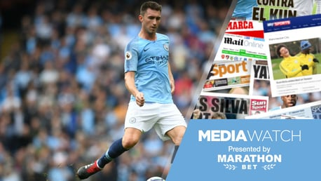 IN FORM: Laporte's performance level has been high so far this season