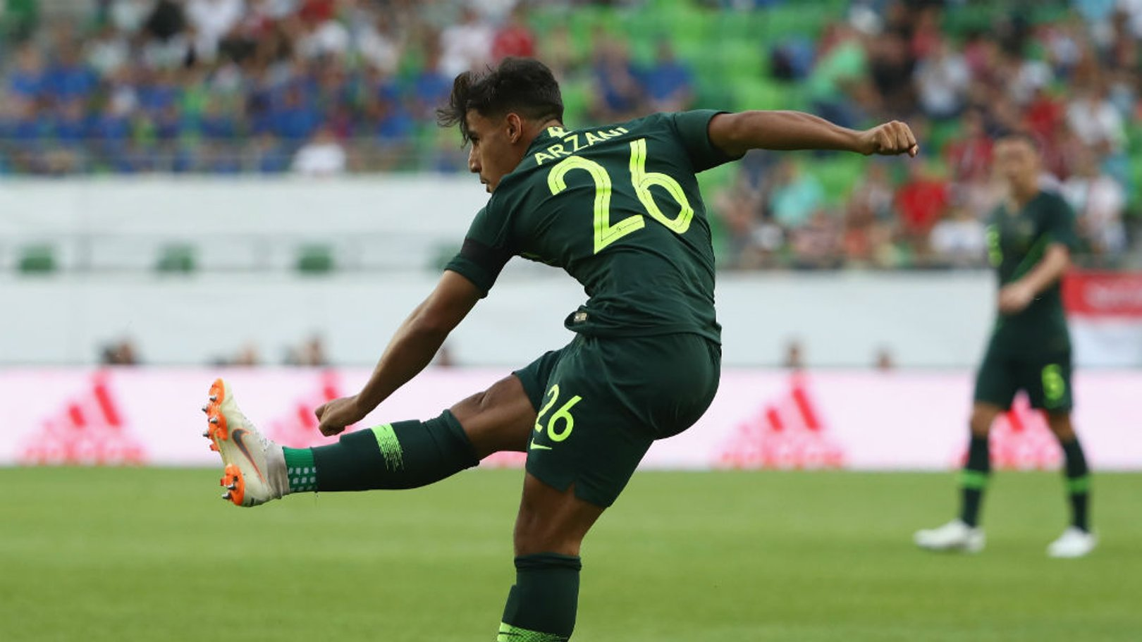 TRANSFER: City are delighted to announce the signing of Daniel Arzani from Melbourne City FC.