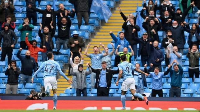 MEDIO CENTENAR : 50 goles para Gabriel Jesus en la Premier League.