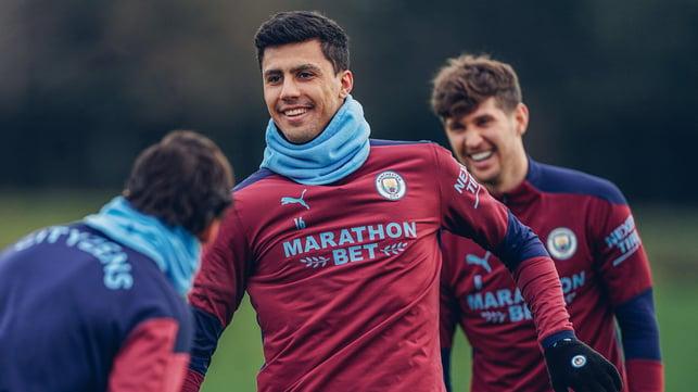 Thursday smiles: Rodrigo and Stones