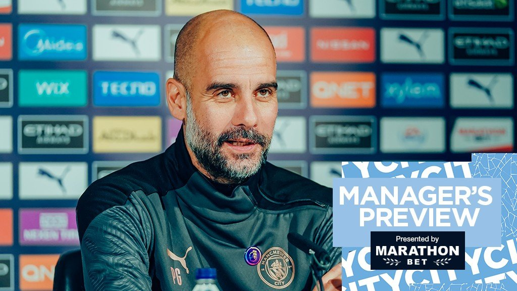 Pep fait le point avant la rencontre face à Crystal Palace