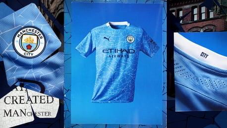 This Is Our City | 맨체스터 시티 새로운 홈 유니폼