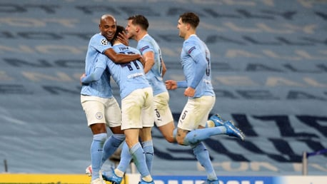 Fernandinho lauds collective effort in City's 'big step' forward