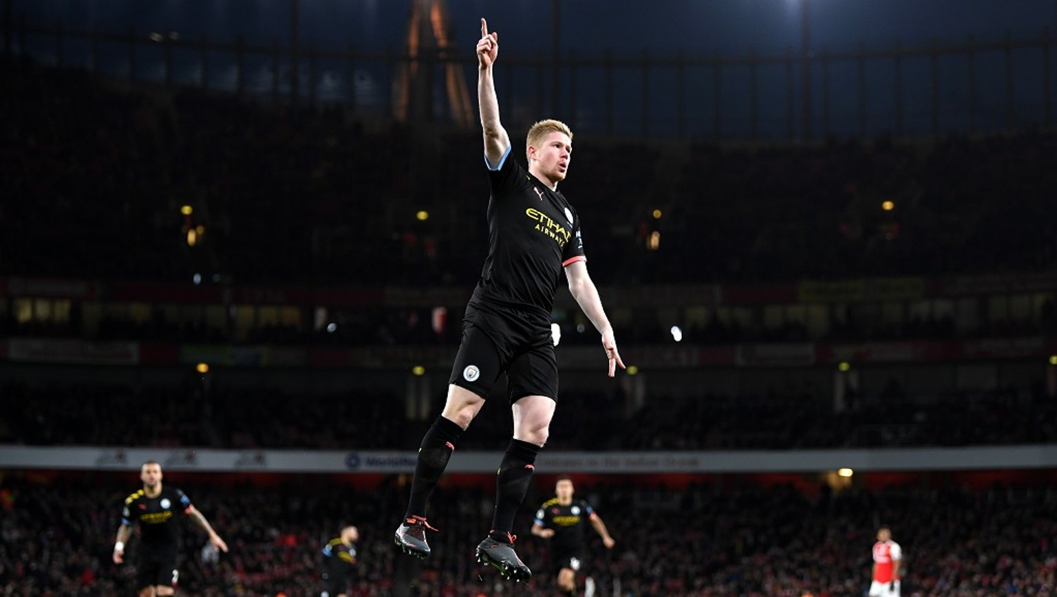 KDB OPENER: He doesn't do tap-ins....