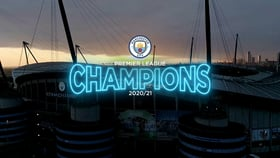 Champions of England!