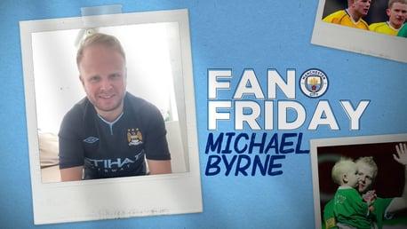 Fan Friday: ไมเคิ่ล เบิร์น ตำนานไทยลีกหัวใจสีฟ้าตั้งแต่เกิด