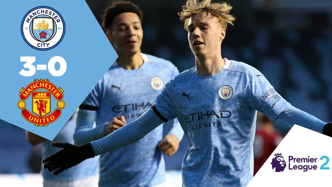 Full-match replay: EDS 3-0 United