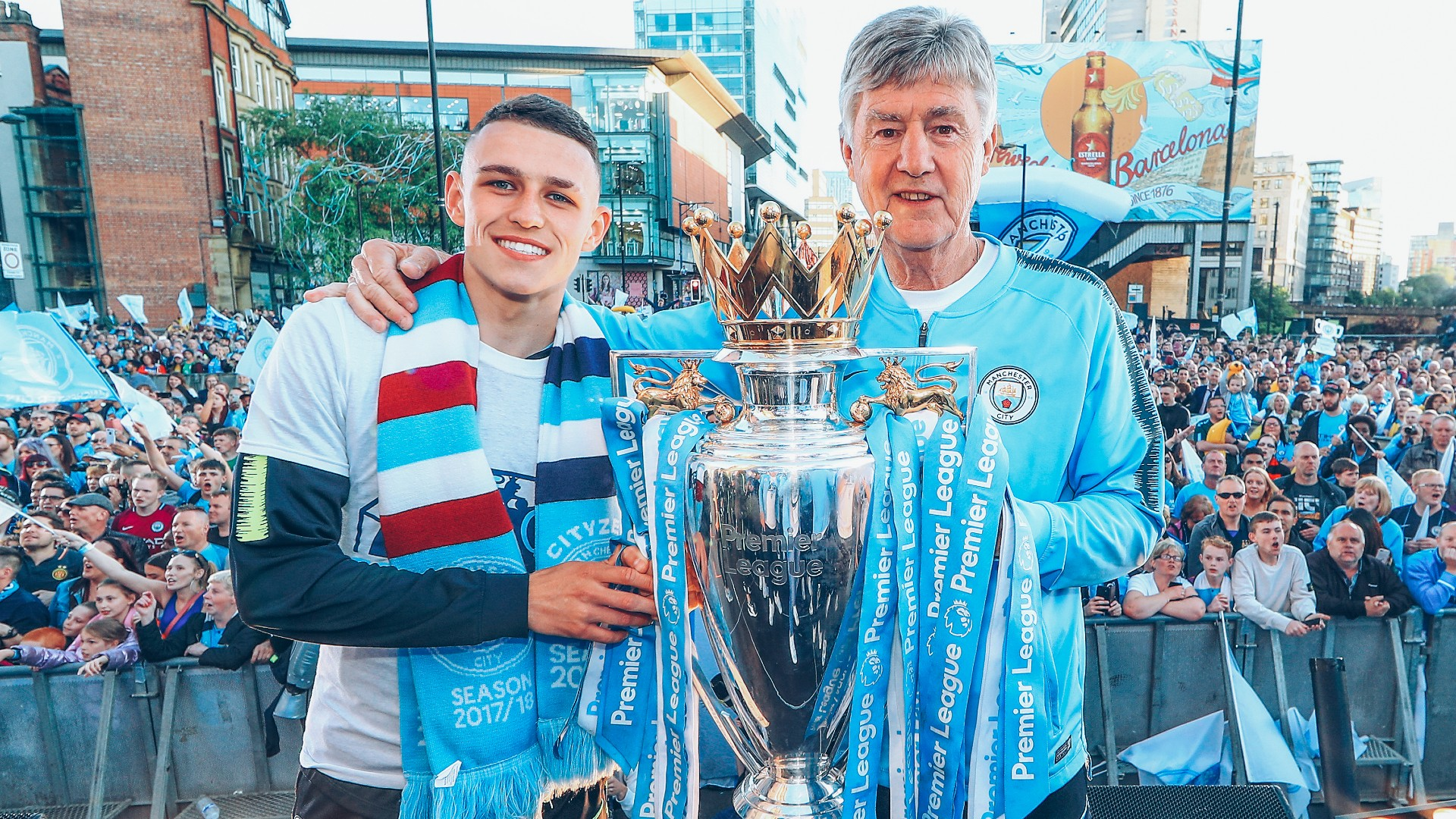 Brian Kidd leaves Manchester City after 12 years