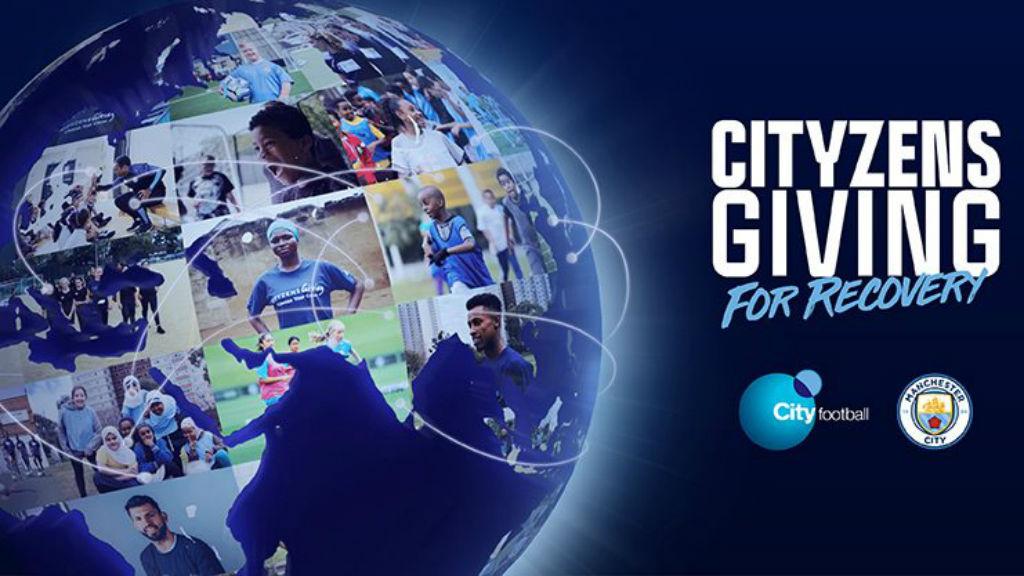 감사합니다! CITYZENS GIVING FOR RECOVERY 프로젝트에 575,000파운드 이상의 기부금 달성