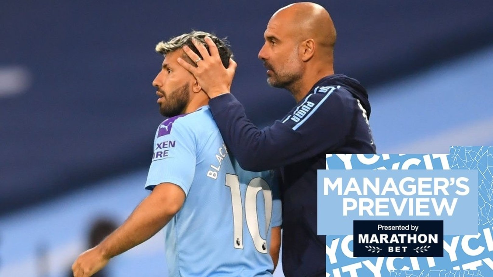 'Sergio will be better than ever' says Pep
