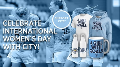 'A Girl With Goals' merchandise now available