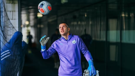 EDERSON:: Always on duty