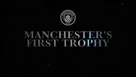 Bientôt: Le premier trophée de Manchester