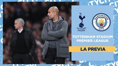 En busca de la primera victoria en el Tottenham Stadium