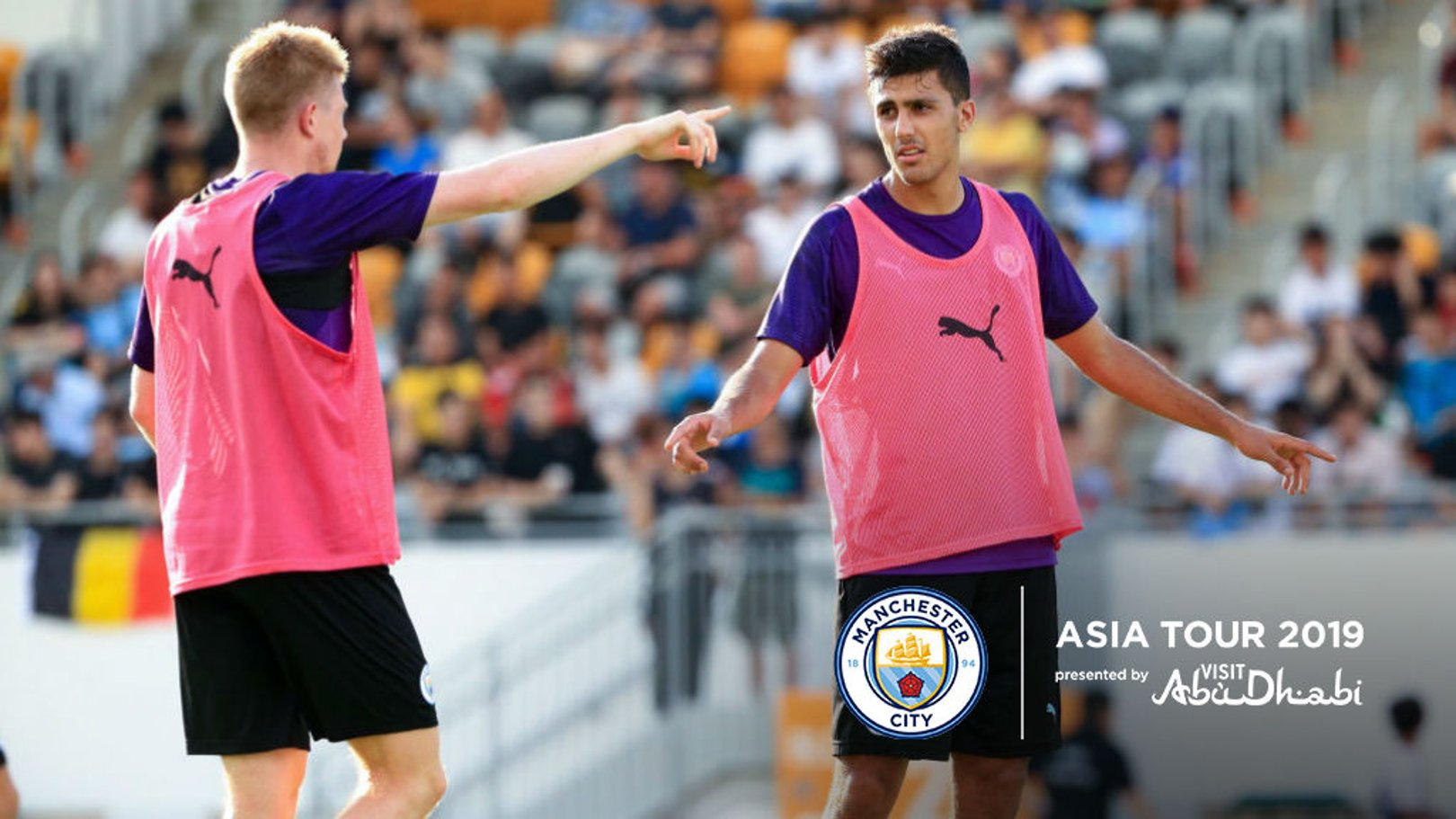 TEAM NEWS: Pep has made two changes to the side who beat Kitchee
