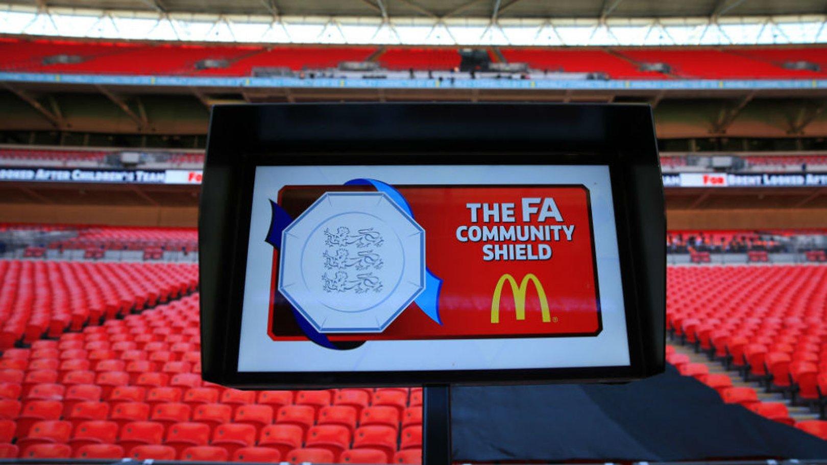 FA Community Shield Ticket Information