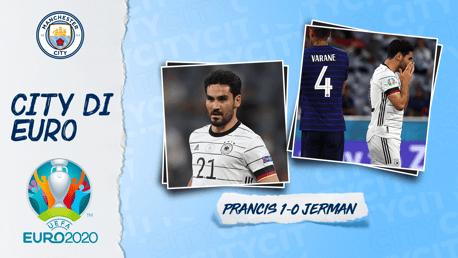 Gundogan Bersama Jerman Dipaksa Kalah Oleh Prancis Di Laga Pembuka EURO 2020 Mereka