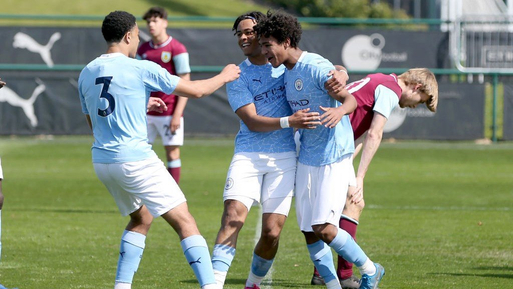 Watch Under-18s title decider on CITY+