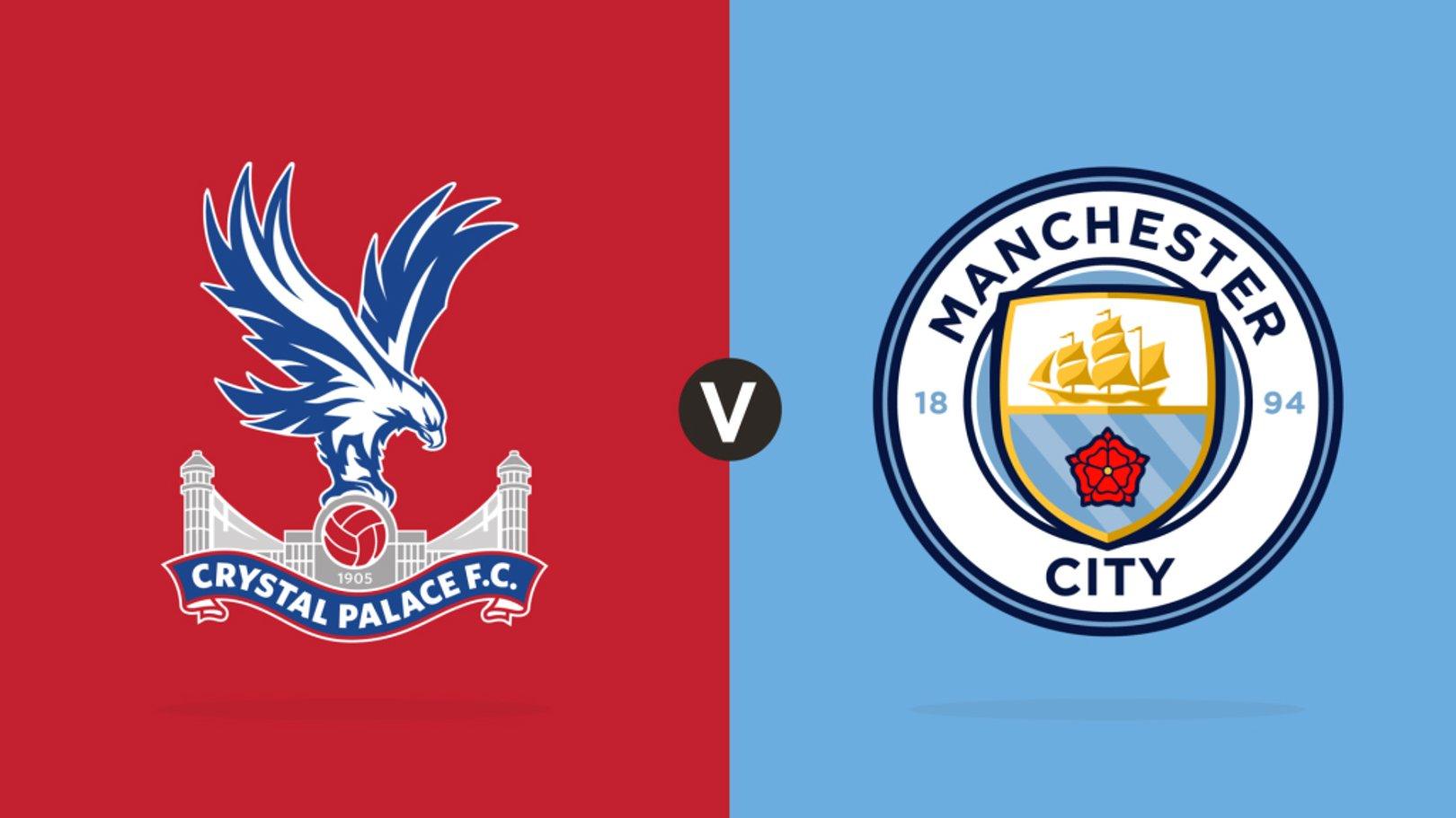Crystal Palace v City