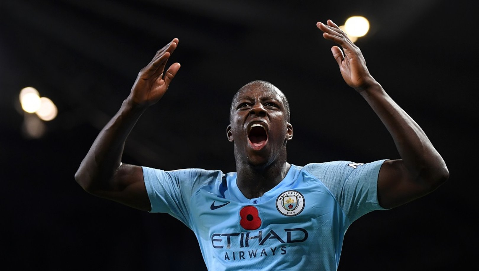 Eight changes for City - Mendy on bench