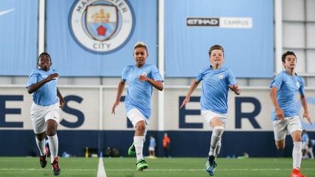 CITY FOOTBALL SCHOOLS: Register now