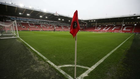 Sheffield United v City: Sold out
