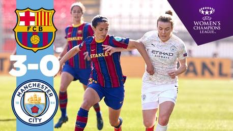 Barcelona 3-0 City: resumen