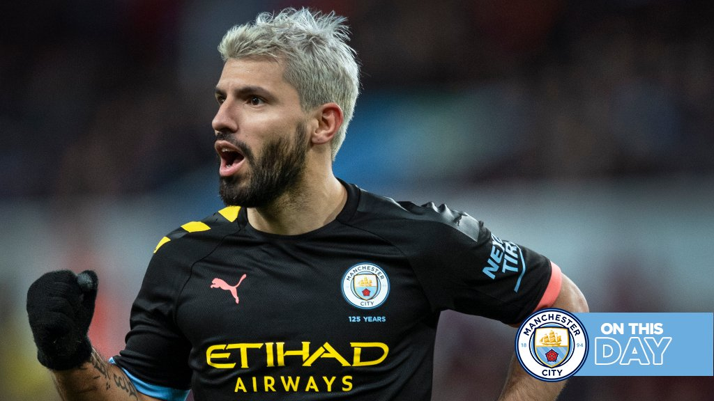 On this day: Aguero smashes Premier League record