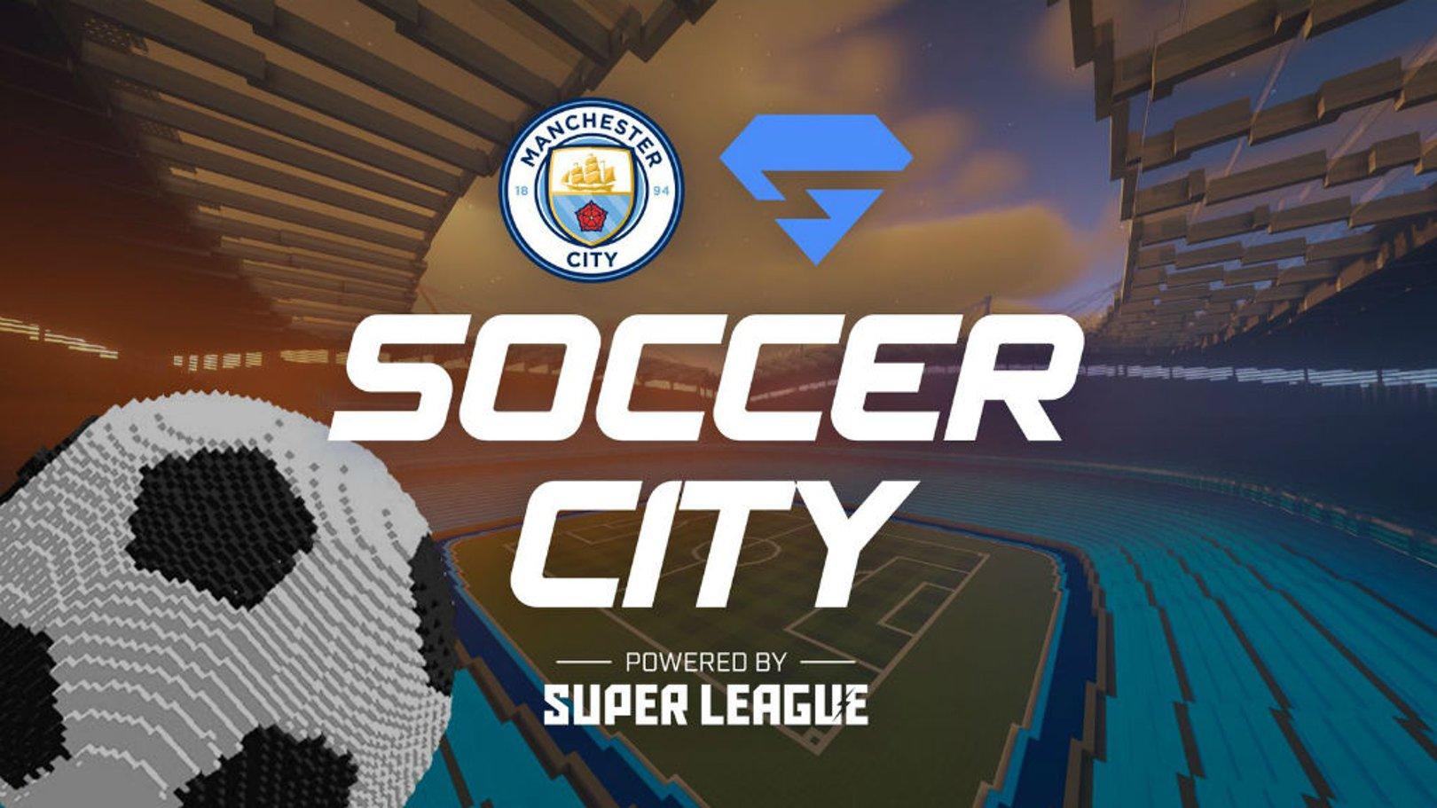 Memperkenalkan Soccer City!