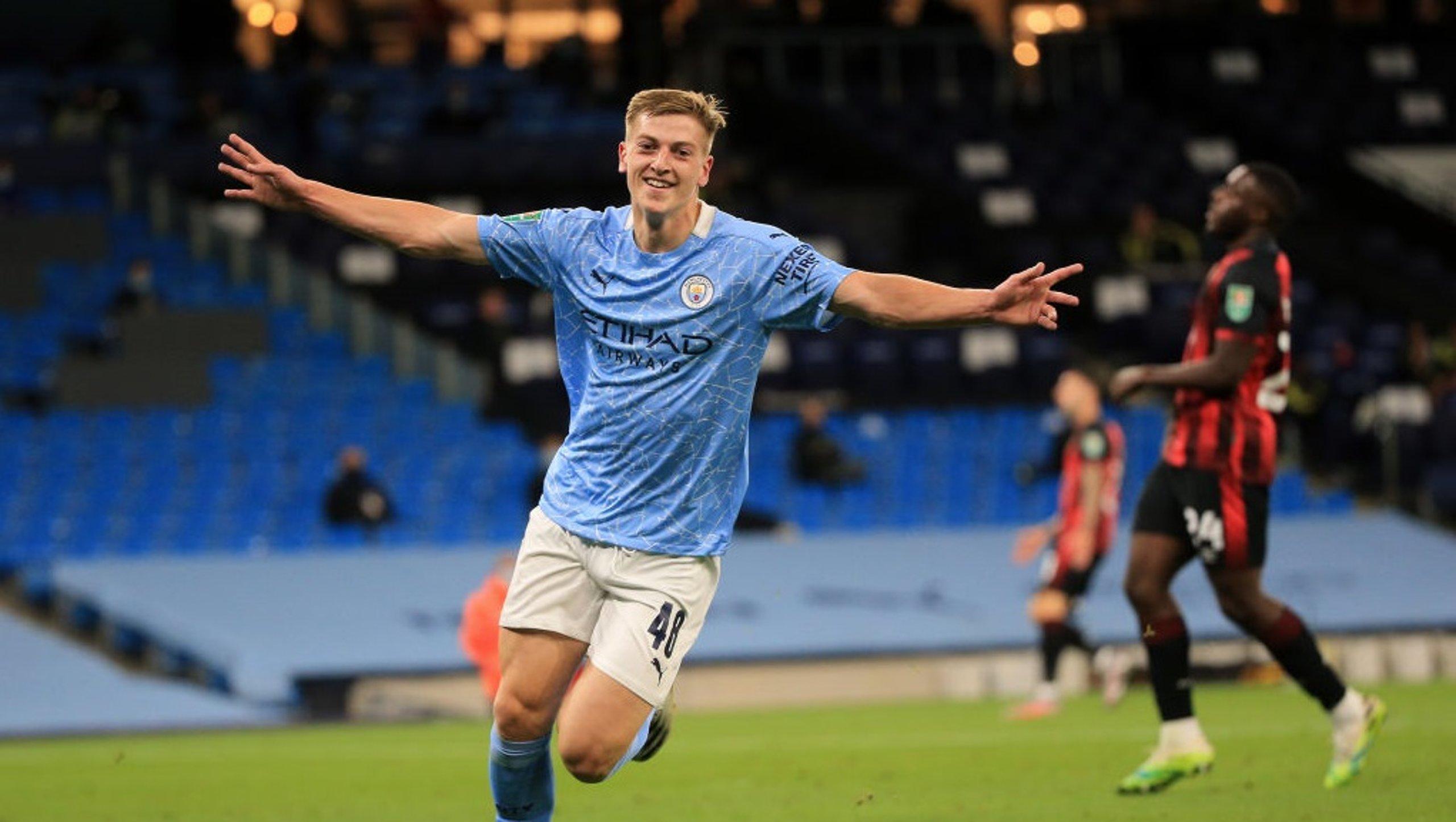 Delap Sang Debutan Buat Gol Saat City Kalahkan Bournemouth