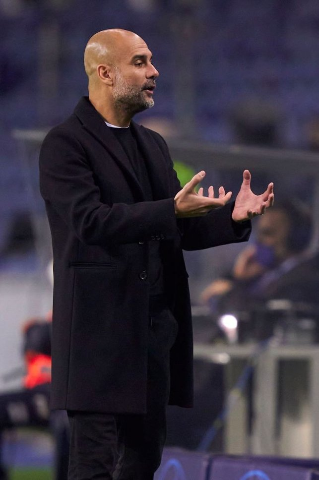 THE BOSS: Pep in Portugal