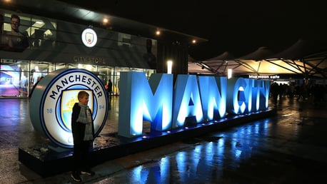 City Store and Stadium Tours close