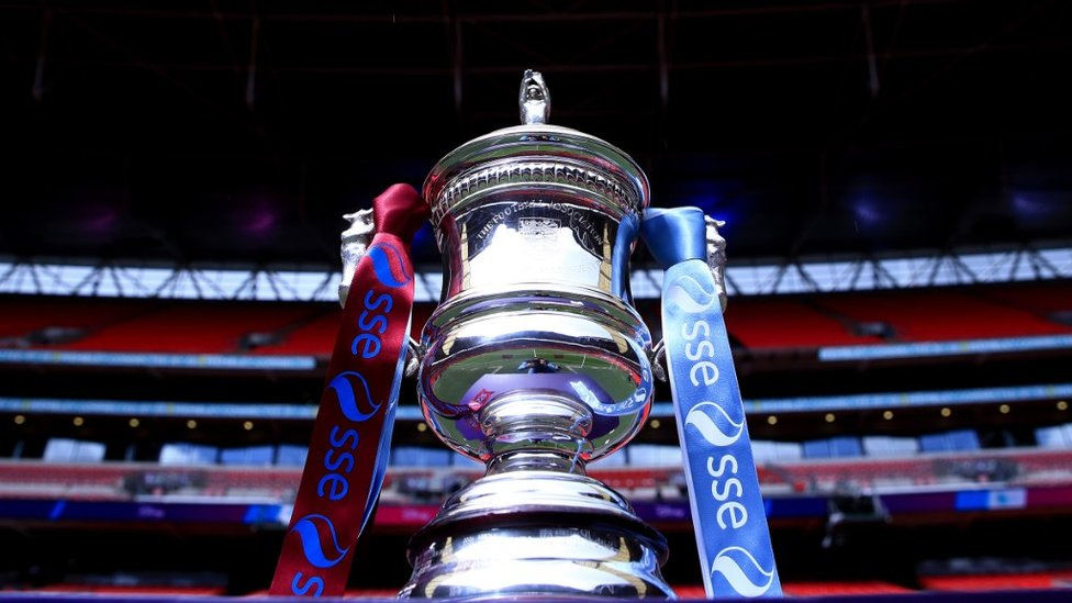 FA Women's Cup Final : Manchester City v West Ham United