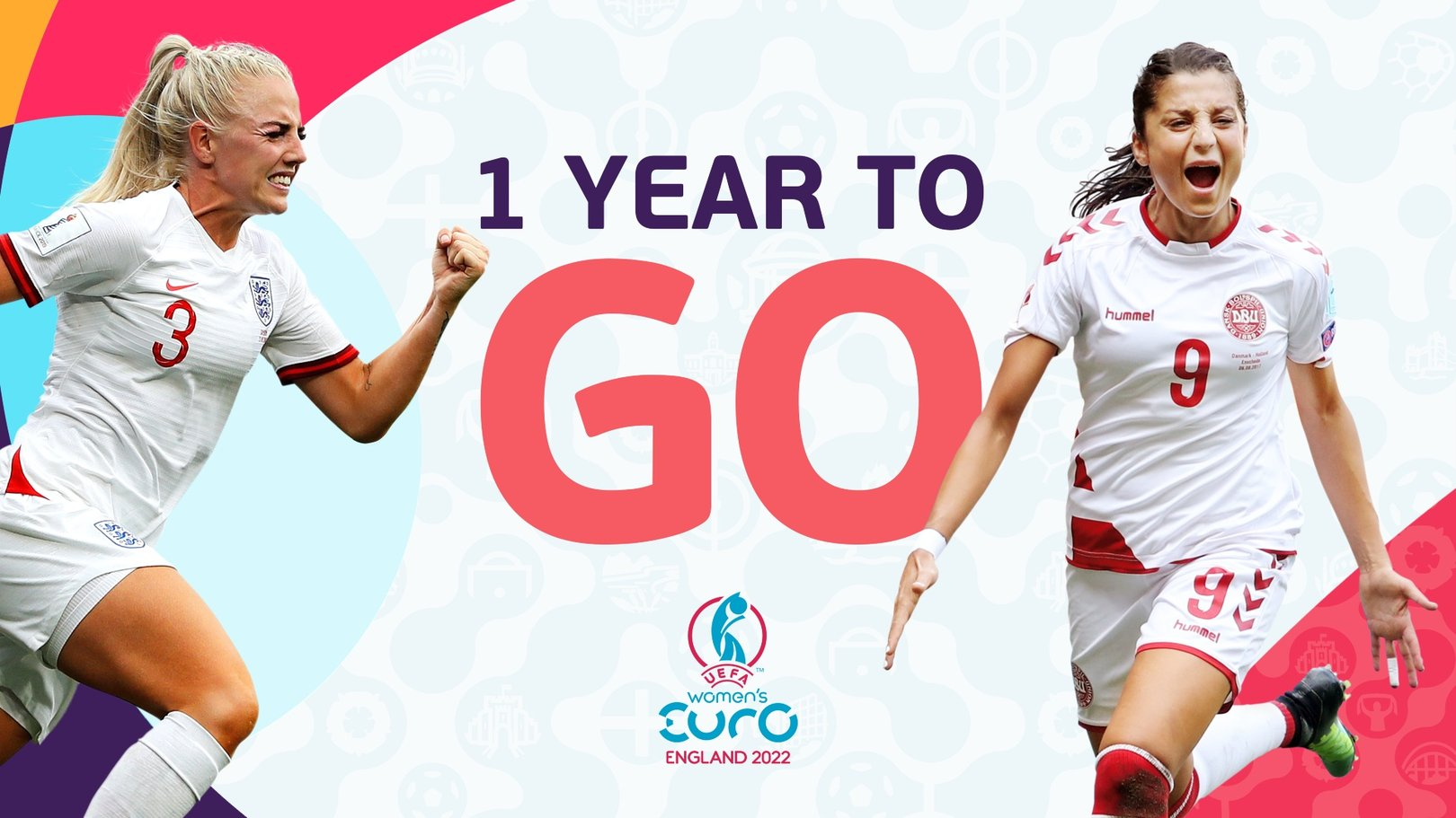 Women's EURO 2022 one year to go: Key dates and ticket information as Academy Stadium plays host