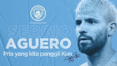 Pria Yang Kita Panggil Kun: Sergio Aguero