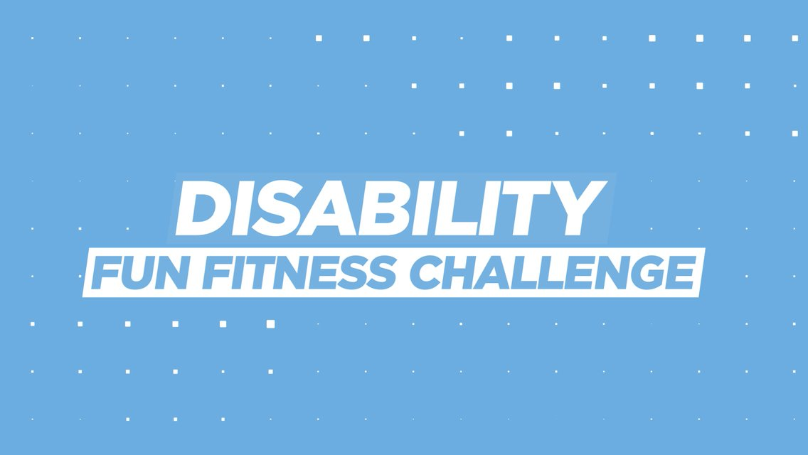 Disability fitness challenge: 1