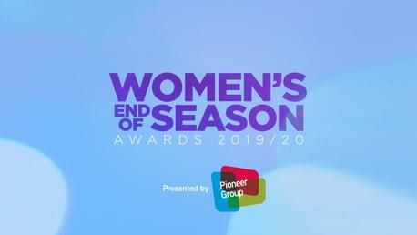 Women's End of Season Awards: Winners revealed!
