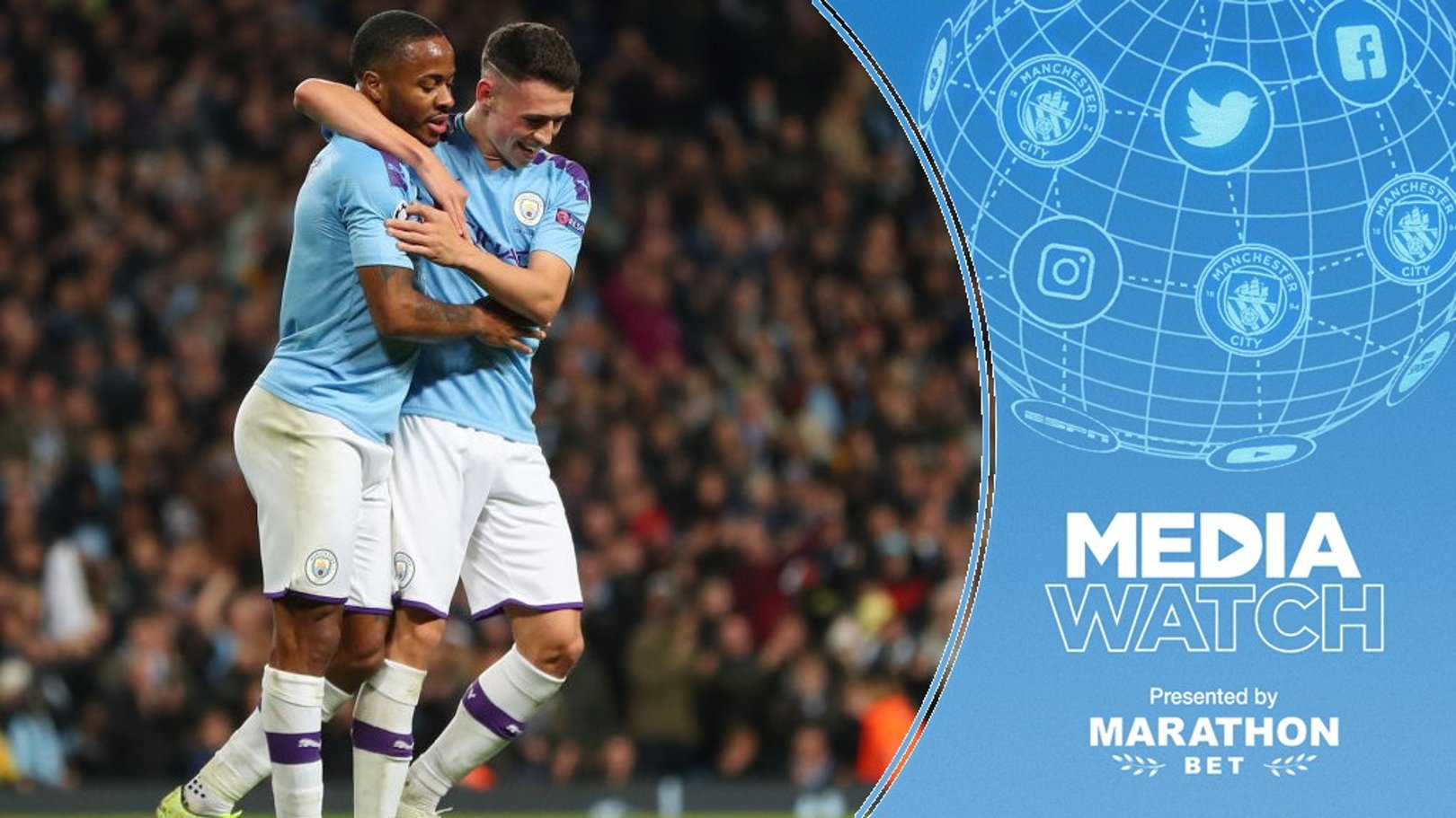 Media Watch: Sterling's advice to Foden