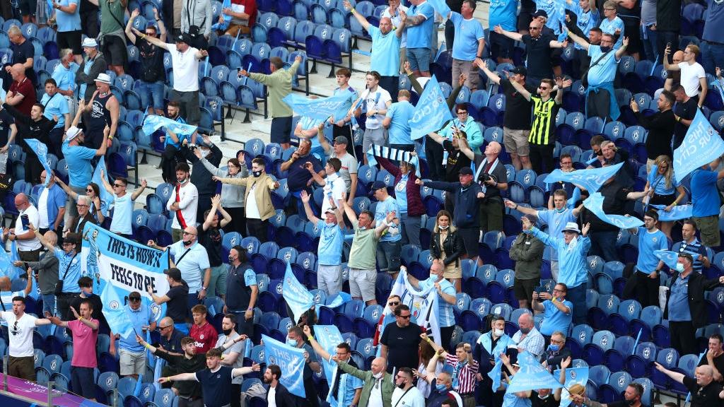 El City se lleva una desilusión en la Liga de Campeones