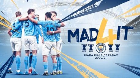 City Samai Rekor Delapan Kali Juara Piala Liga Dan Rekor Lainnya!