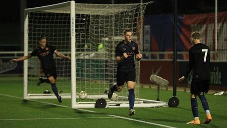 Blackburn U18s 0-4 City U18s: Highlights