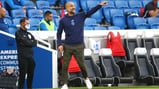 BOSSING PROCEEDINGS: Pep dishes out some instructions