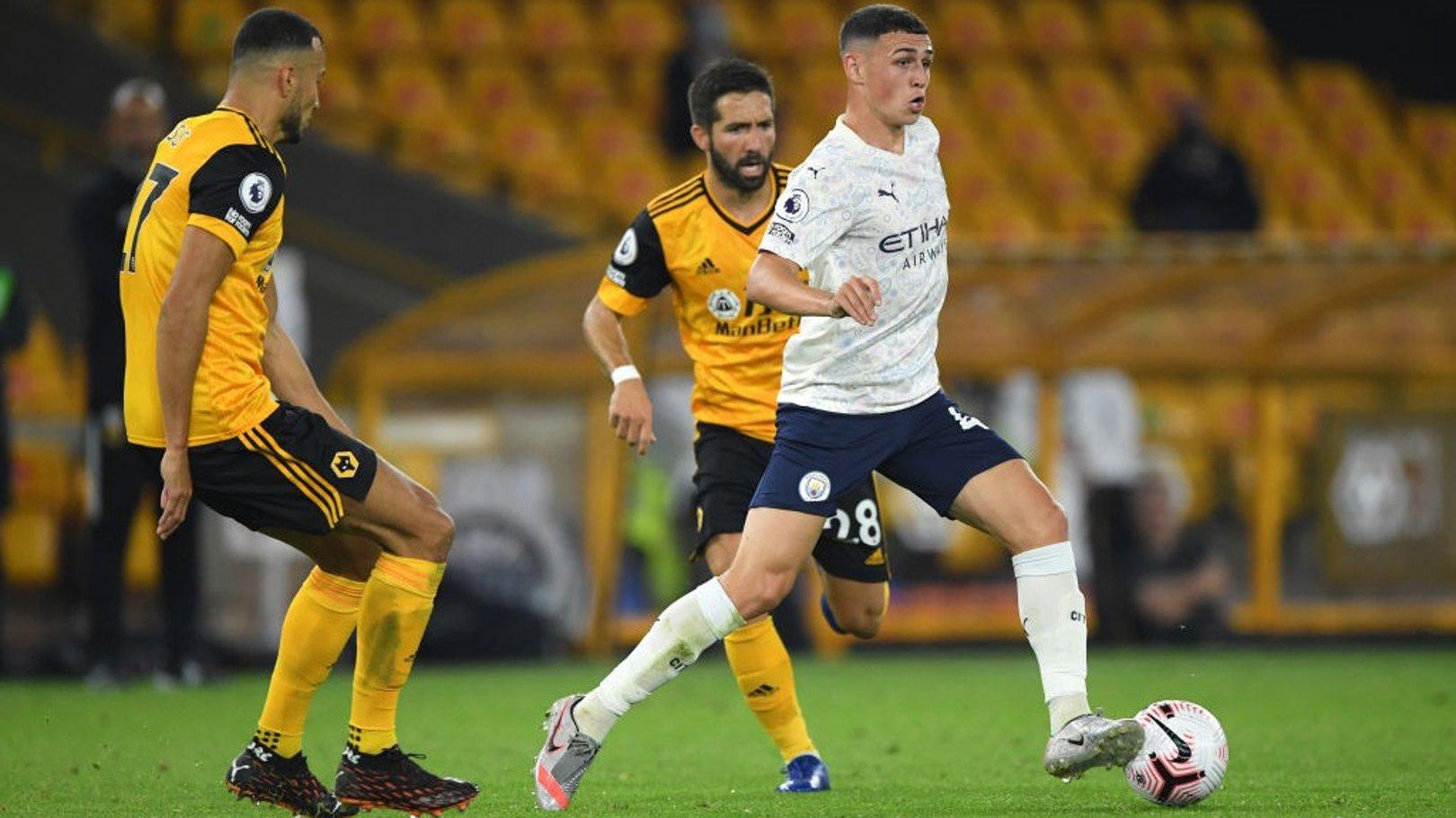 Lescott hails Foden's football brain